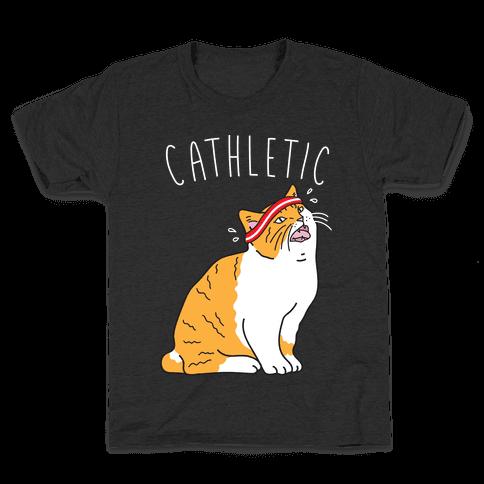 Cathletic Kids T-Shirt