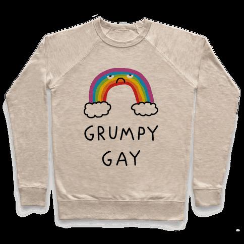 Grumpy Gay Pullover
