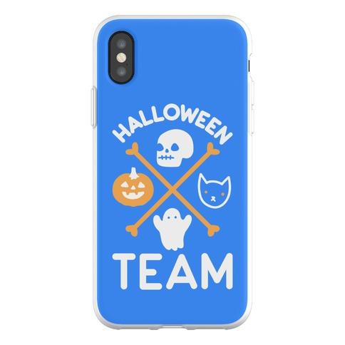 Halloween Team Phone Flexi-Case