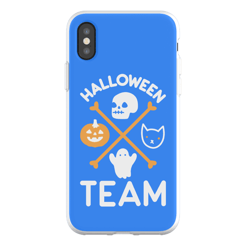 Halloween Team Phone Flexi-Case
