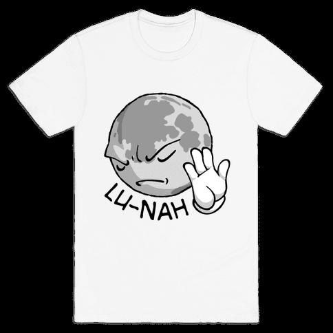 Lu-Nah Mens/Unisex T-Shirt