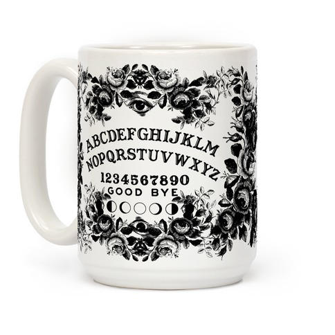 Ouija Board Coffee Mug