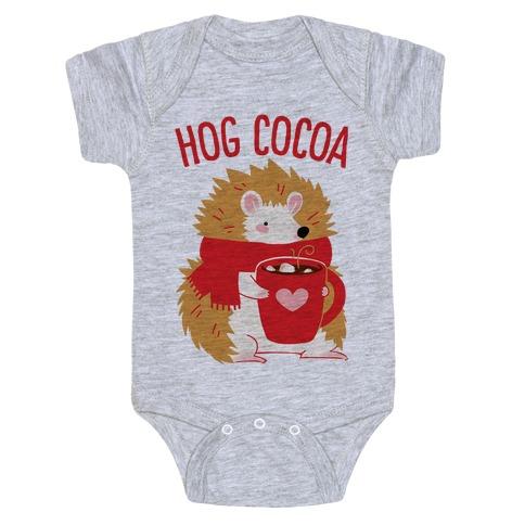 Hog Cocoa Baby Onesy