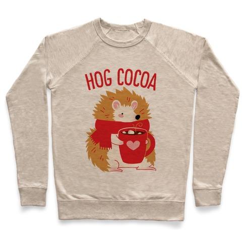 Hog Cocoa Pullover