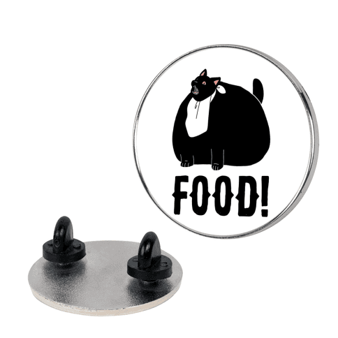Food - Salem pin
