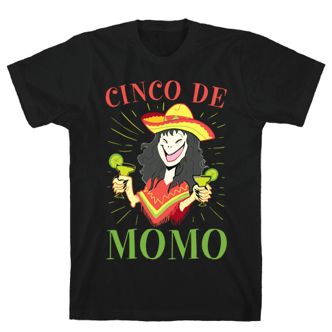 Cinco De Momo Mens/Unisex T-Shirt