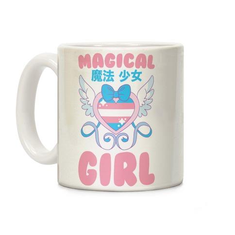 Magical Girl - Trans Pride Coffee Mug