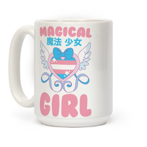 Magical Girl - Trans Pride Coffee Mug