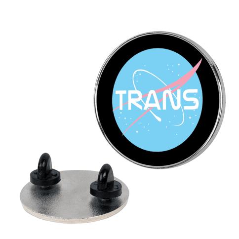 Trans Nasa pin