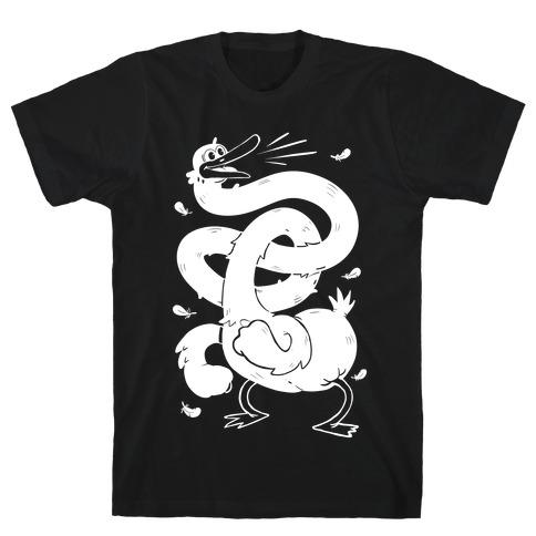 HONKTOBER: Rubber Hose Goose T-Shirt