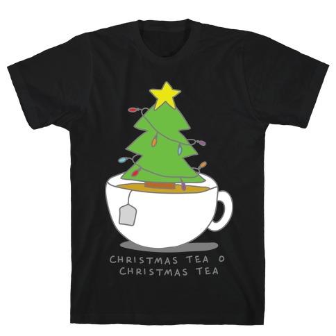 Christmas Tea O Christmas Tea T-Shirt