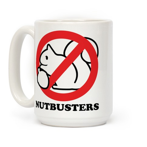 Nutbusters Coffee Mug