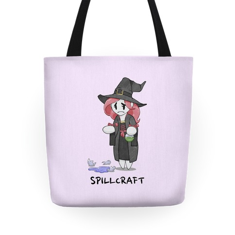 Spillcraft Tote