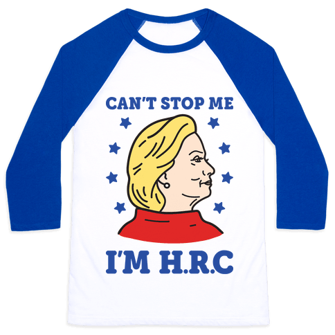 Cant Stop Me Im HRC
