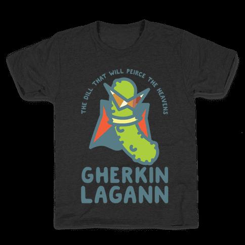 Gherkin Lagann Kids T-Shirt