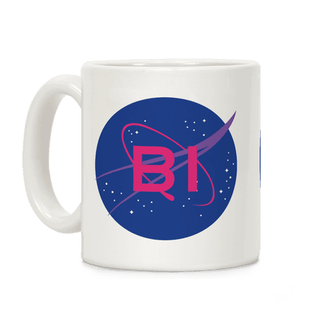 Bi Nasa Coffee Mug