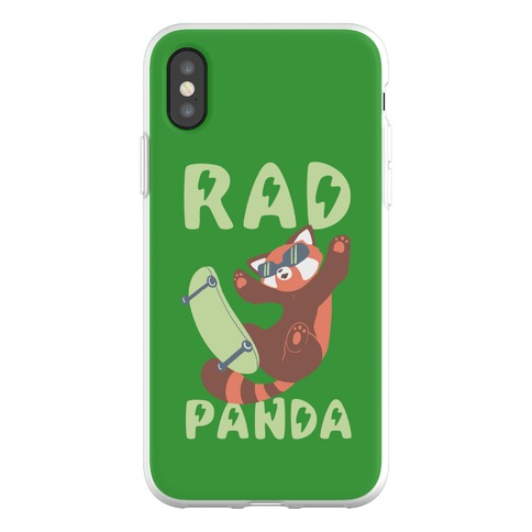 Rad Panda - Red Panda Phone Flexi-Case