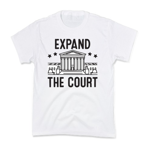 Expand The Court Kids T-Shirt