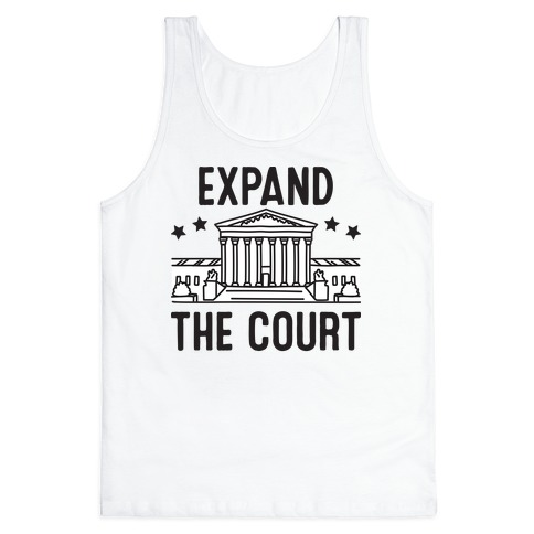Expand The Court Tank Top