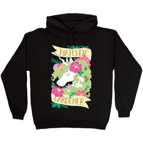 Majestic Gardener Hooded Sweatshirt