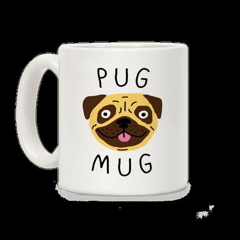Pug Mug Coffee Mug