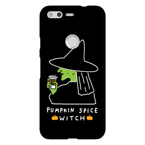Pumpkin Spice Witch Phone Case