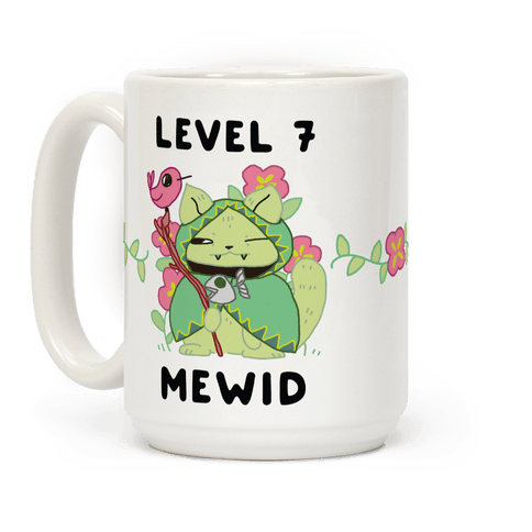 Level 7 Mewid Coffee Mug