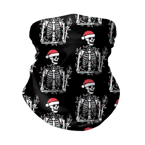 When You're Dead Inside But It's Christmas Neck Gaiter