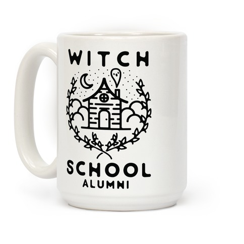 Witch School Alumni Coffee Mug