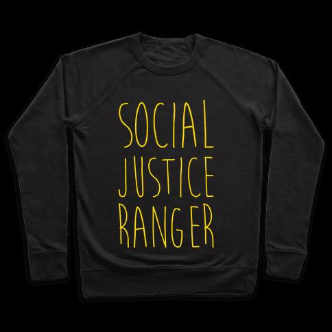 Social Justice Ranger Pullover