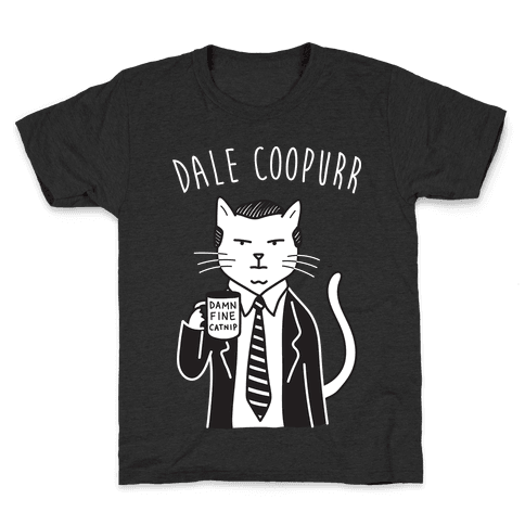 Dale Coopurr Kids T-Shirt