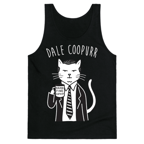 Dale Coopurr Tank Top