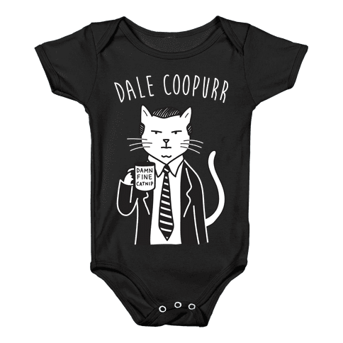 Dale Coopurr Baby Onesy