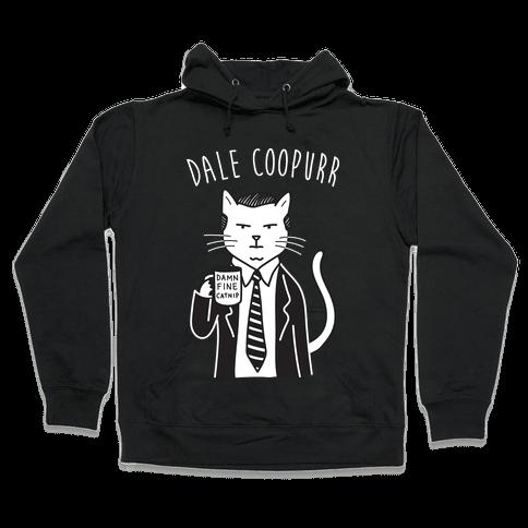 Dale Coopurr Hooded Sweatshirt