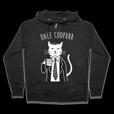 Dale Coopurr Zip Hoodie