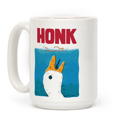 HONK  Coffee Mug