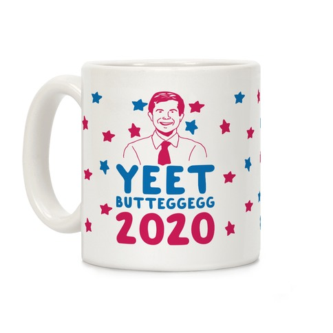 Yeet Butt Egg Egg 2020 Coffee Mug