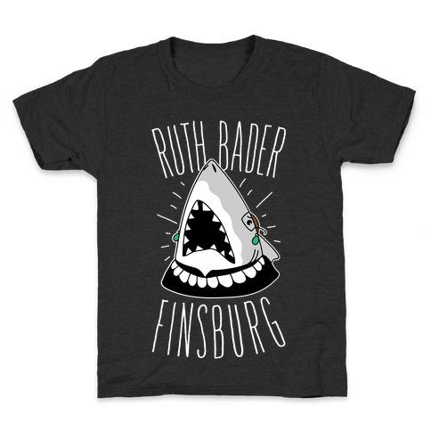 Ruth Bader Finsburg Kids T-Shirt