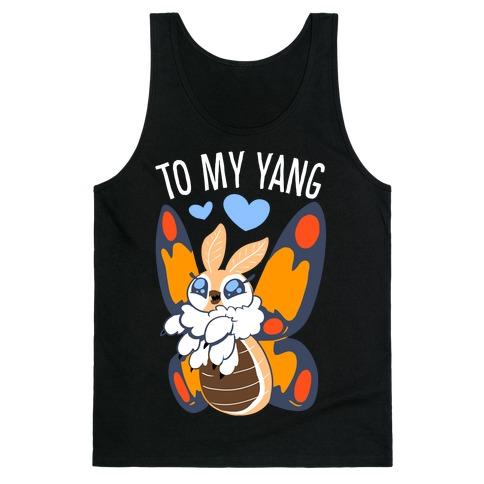 You're The Yin To My Yang (Mothra) Tank Top