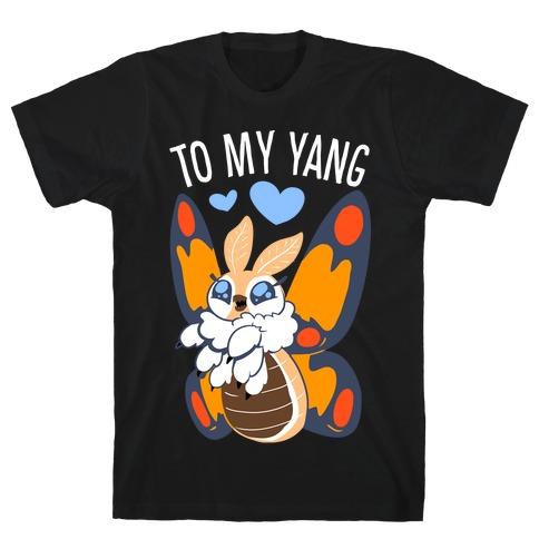 You're The Yin To My Yang (Mothra) T-Shirt