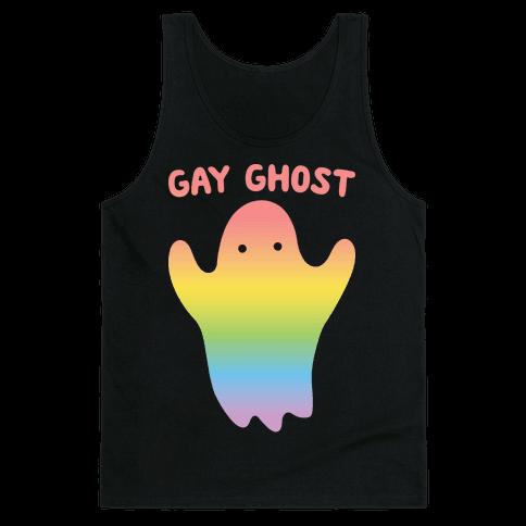 Gay Ghost Tank Top