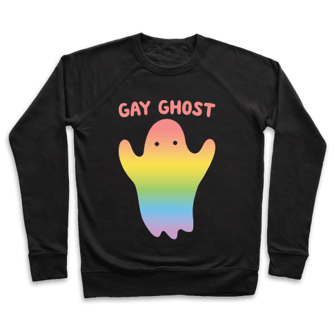 Gay Ghost Pullover