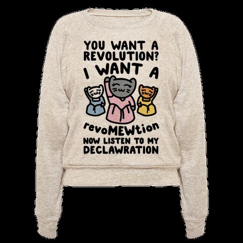 I Want A Revomewtion Parody