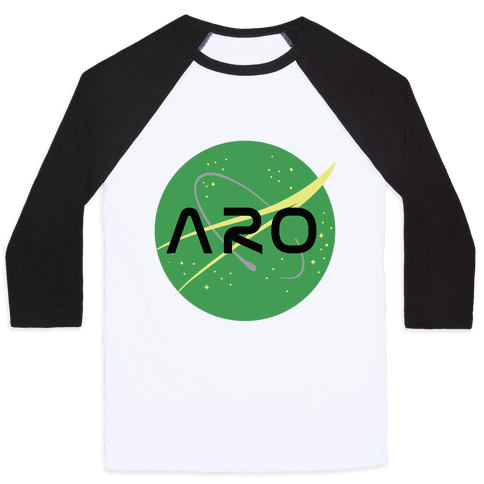 Aro Nasa Baseball Tee