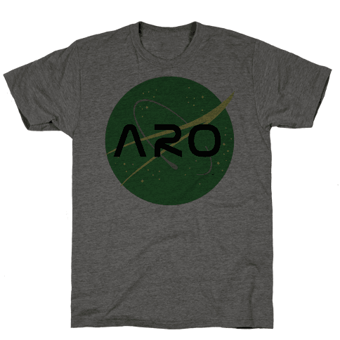 Aro Nasa Mens T-Shirt