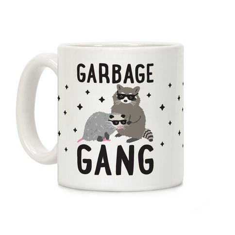 Garbage Gang Coffee Mug