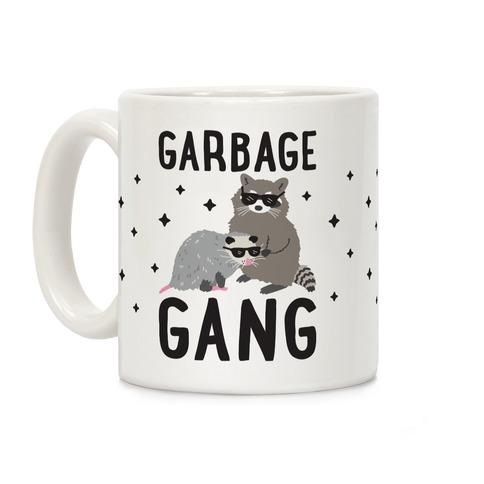Garbage Gang Coffee Mug