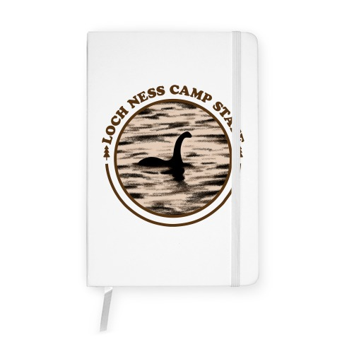 Loch Ness Camp Staff Notebook