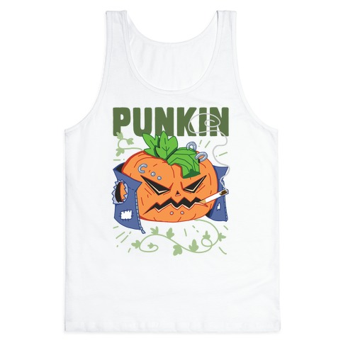 Punkin Tank Top