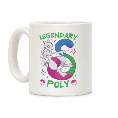 Legendary Poly Coffee Mug